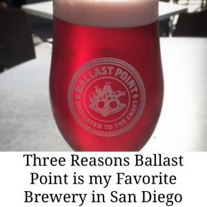ballast point brewery San Diego