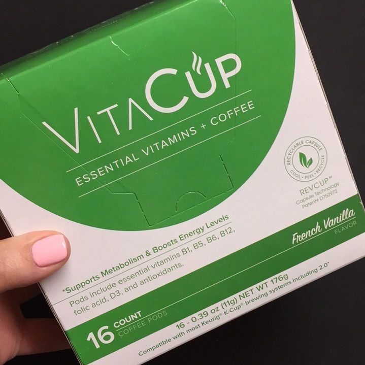 Vita Cup Vitamin Infused Coffee and Tea Pods