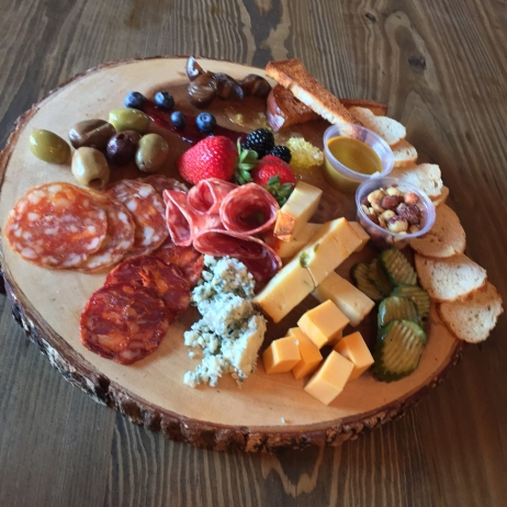 Park101 Cheese and Meat Board