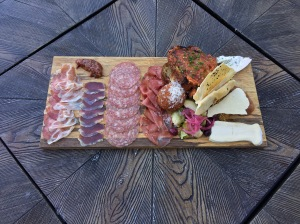 Trust Restaurant Charcuterie and Cheese Board