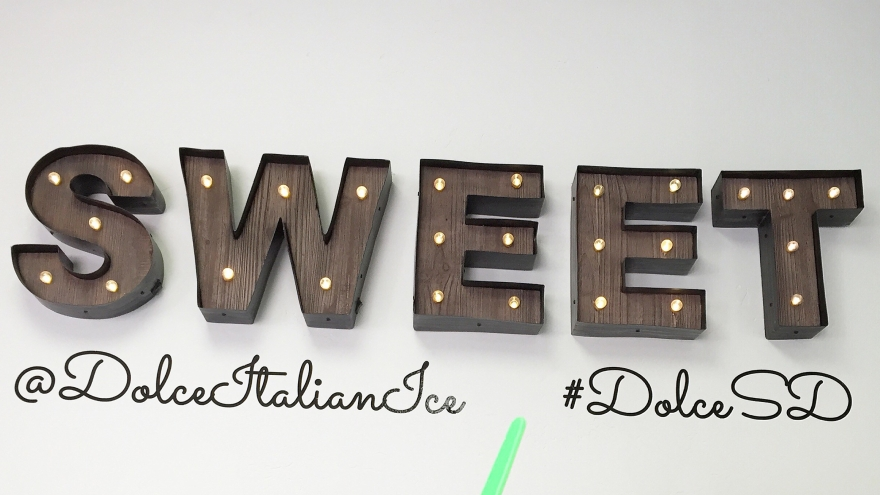 dolce Italian ice