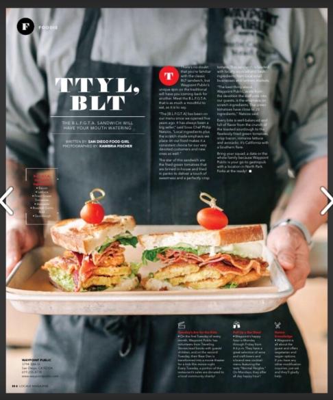 Locale Magazine, September 2018