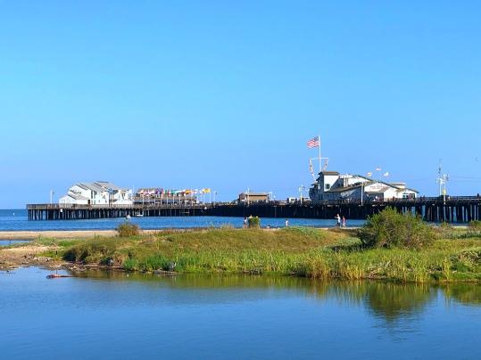 Stearns Wharf