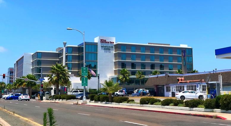 Hilton Bayside Campus